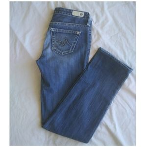 Ag Adriano Goldschmied Jeans - AG Adriano Goldschmied The Casablanca Jeans 27R